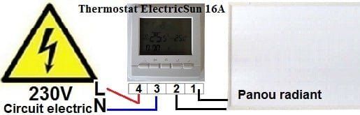 termostat ambient, thermostat digital, termostat electronic, termostat de camera, termostat programabil, termostat ambient cu fir, termostat inteligent, termostat 16a